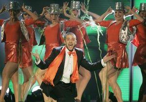 Джастин Тимберлейк вернется на сцену во время церемонии Grammy