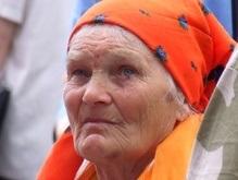 Ющенко покорил Говерлу вместе с бабой Параской