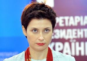 Ванникова: Решение Донецкого окружного админсуда имеет мало общего с правом