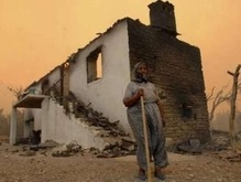 Пожары в Анталье охватили 10 тысяч гектаров леса