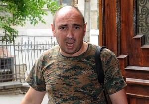 Прокуратура Грузии обнародовала признание обвиняемого в шпионаже фотографа