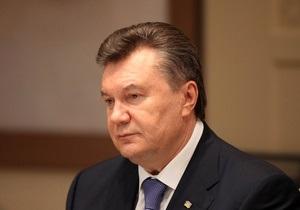 Янукович разрешил направлять средства от погашения субкредитов энергокомпаний на погашение разницы в тарифах
