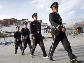 В Китае арестовали 83 человека, которые могли участвовать в беспорядках