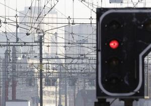 новости Житомирской области - Коростень - ДТП - В Житомирской области поезд сбил грузовик, погиб водитель