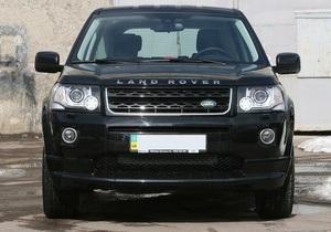 Тест-драйв Land Rover Freelander 2
