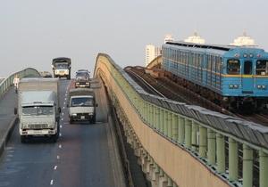 В Киеве появятся туннели под Днепром