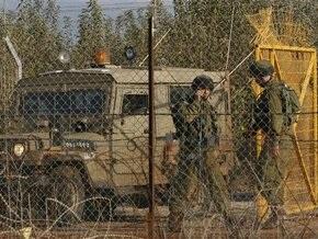 Израиль открыл огонь по Ливану в ответ на ракетный обстрел
