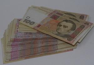 В 2010 году задолженность по выплате зарплаты в Украине сократилась на 17,3%