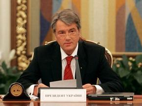 ЦИК доложил Ющенко о начале подготовки к перевыборам