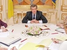 Ющенко собирает лидеров политсил