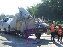 В Австрии столкнулись украинский автобус и грузовик