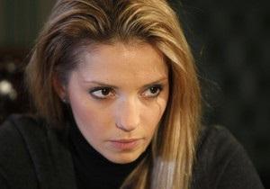 В сессии ПАСЕ в Страсбурге будет участвовать дочь Тимошенко