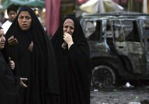 Житель Ирака убил свою дочь, узнав о ее связях с Аль-Каидой и планах взорвать себя