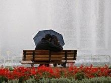 Завтра в Киеве дождь, в Карпатах - мокрый снег