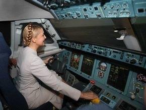 Тимошенко из Польши вылетела в Ливию