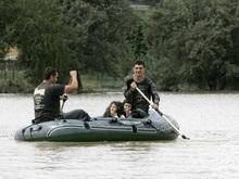 В Ивано-Франковской области Беркут эвакуировал роженицу