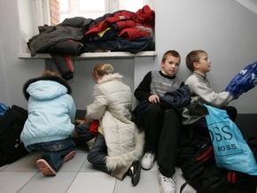 В школах Киева начнут проводить утреннюю гимнастику