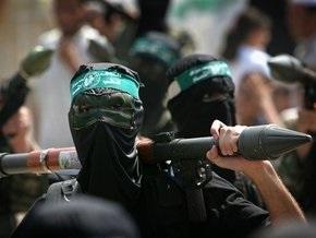 ХАМАС пригрозил Израилю атаками смертников
