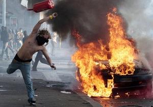 Фотогалерея: Нас 99%. В мире прошли протесты против существующей финансовой системы