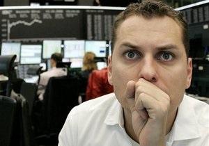 Индекс Украинской биржи за неделю упал на 8%