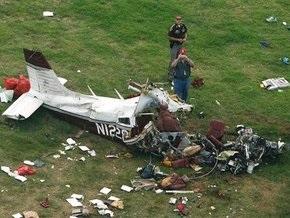 В США столкнулись два легкомоторных самолета