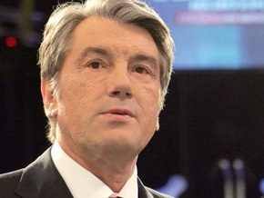 Губернатор Домбровский: Ющенко не принял мою отставку