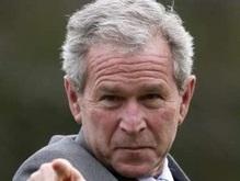 Буш обещает сделать все, чтобы Украина присоединилась к ПДЧ в НАТО