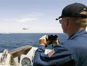 Фаину блокируют только корабли ВМС США