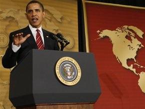 Обама в очередной раз назвал Аль-Каиду главной угрозой безопасности США