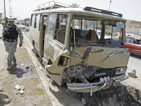 За день в Ираке прогремели десять взрывов: 45 человек погибли