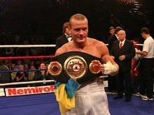 Большой бокс в Киеве: Вес взят