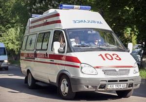 В Полтавской области во время футбольного матча умер арбитр