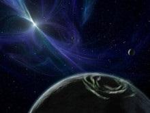 Астрономы обнаружили необычный пульсар