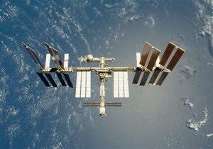 К МКС приближаются обломки американской ракеты-носителя
