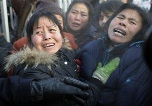 Китай стал мировым лидером по колличеству человеческих казней