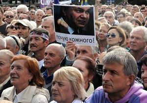 Опрос: Половина украинцев отмечают, что  жить тяжело, но терпеть можно