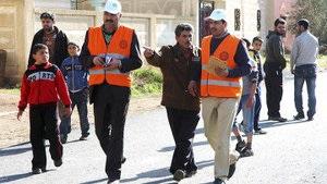 ЛАГ приостановила работу наблюдателей в Сирии - СМИ