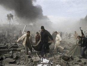 50 тысяч жителей сектора Газа остались без крова