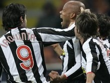 Кубок Италии: Ювентус дал отпор Интеру