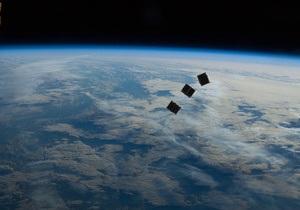 Обломки российского военного спутника могут уничтожить первый спутник Эстонии