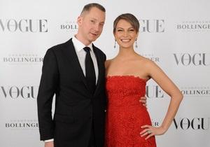 Фотогалерея: Под брендом Vogue. Гости праздничного вечера в честь запуска Vogue Украина