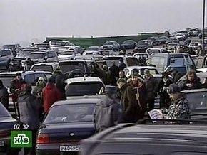 Владивосток накрыла акция протеста автомобилистов