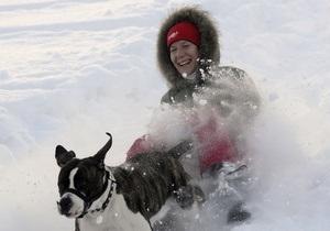 Погода: первый день зимы принесет с собой настоящие морозы