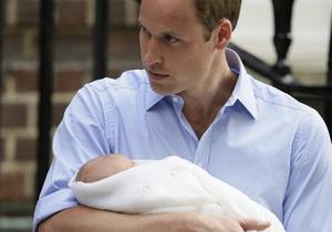 Принц Уильям в своем первом интервью после рождения сына рассказал, каково ему быть отцом
