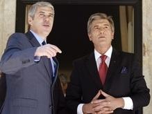 Украина и Португалия подписали Дорожную карту и еще три соглашения