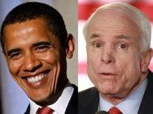 Обама и Маккейн снова обменялись обвинениями