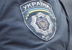 В МВД объяснили, зачем милиция собирает информацию о тернопольских студентах