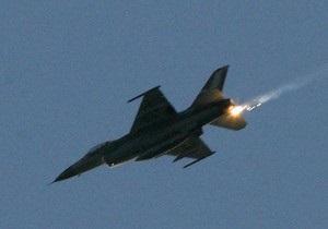 В Таиланде во время совместных учений с США разбились два истребителя F-16