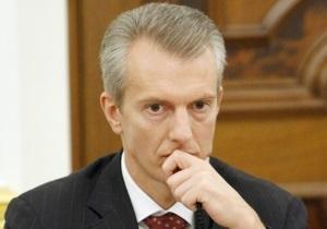 Янукович вывел Хорошковского из состава Высшего совета юстиции