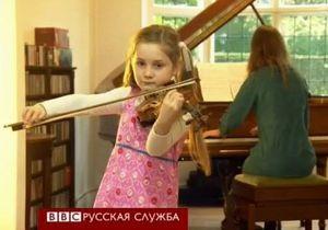 Семилетняя девочка из Англии написала оперу